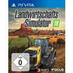 PSV Landwirtschafts-Simulator 18 [PlayStation Vita]